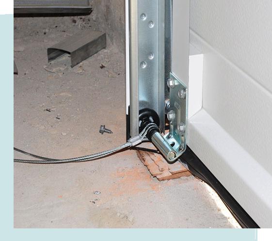 BROKEN GARAGE DOOR CABLE Repairs